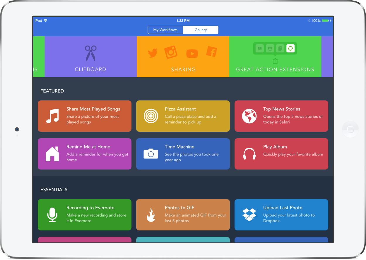 workflow time management app