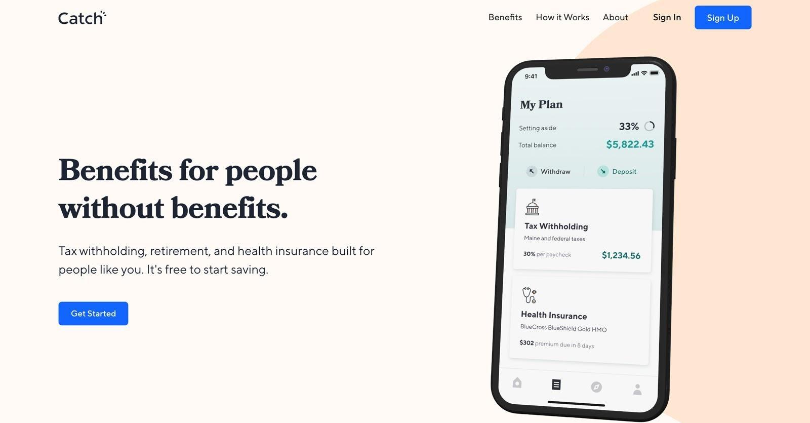 iPhone Mockup Website