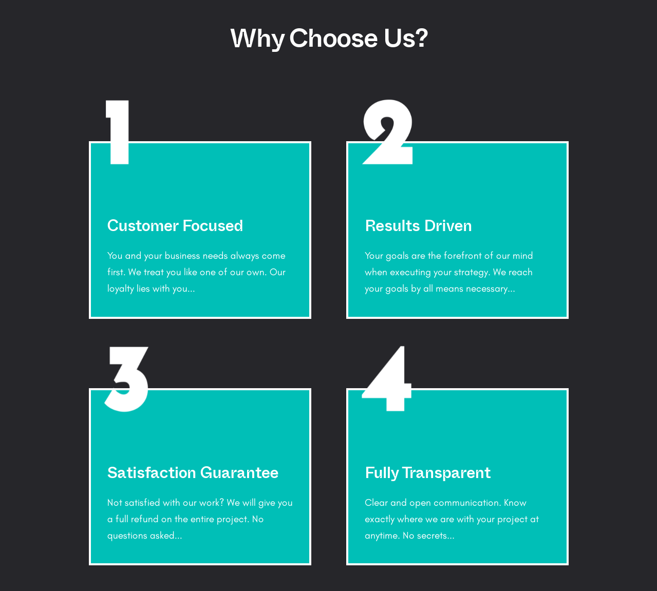 Questions For Web Design Company