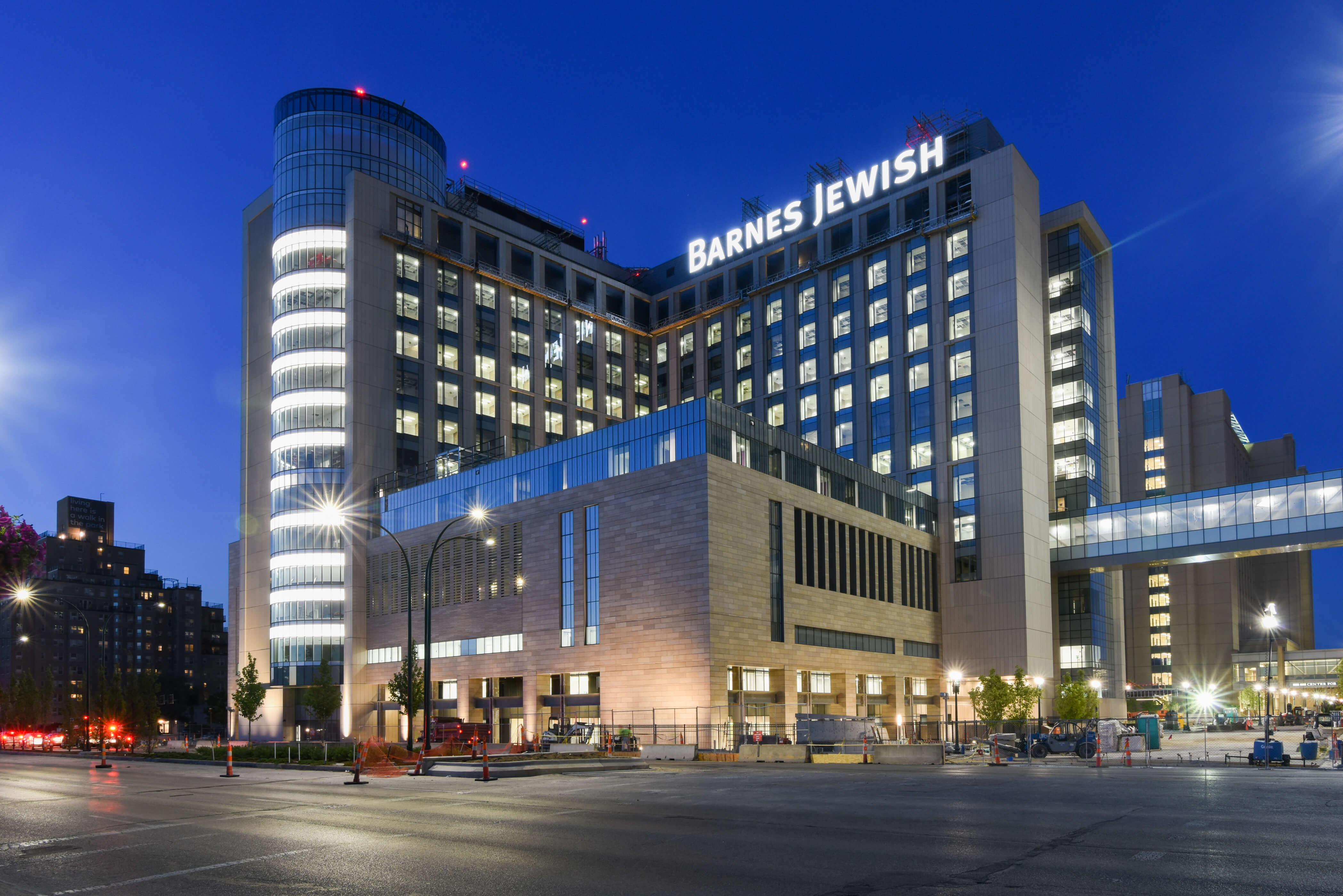 BJC Health - Barnes-Jewish and St. Louis Children's Hospitals