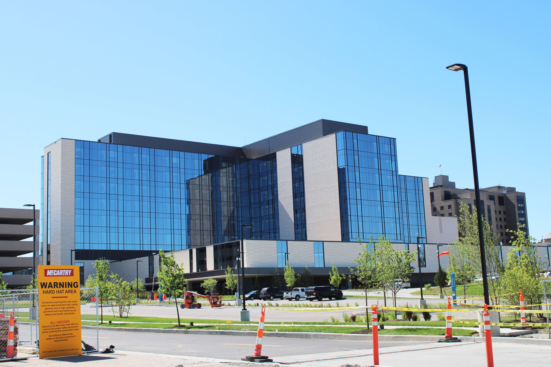 SSM Health St. Louis University Hospital