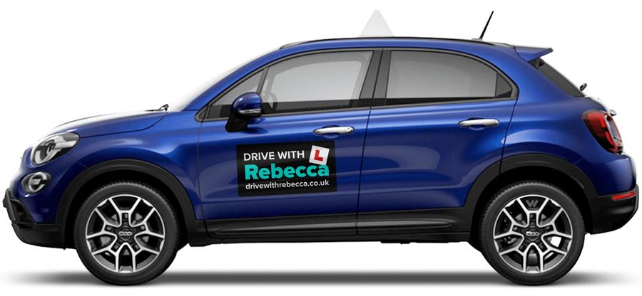 Rebecca King Driving School - Pass With Rebecca