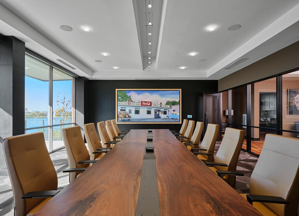 Corporate room