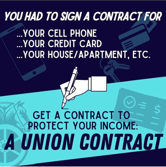 Trenton Contract victory Facebook posts