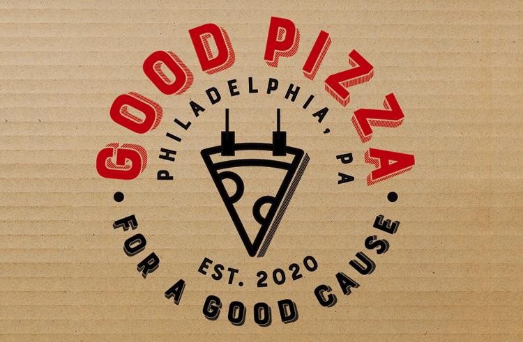 Logo Design for Good Pizza Phi