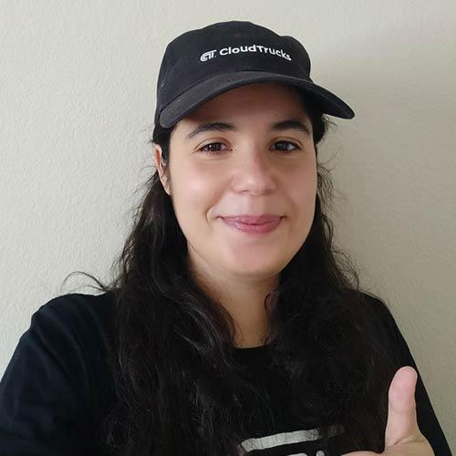 Team member Hajar