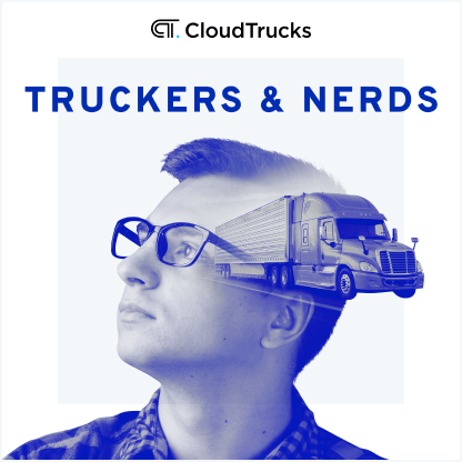 Truckers and Nerds podcast cover