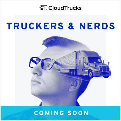Truckers and Nerds cover, coming soon