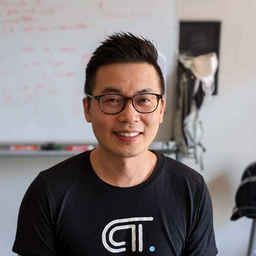 Co-founder Jin