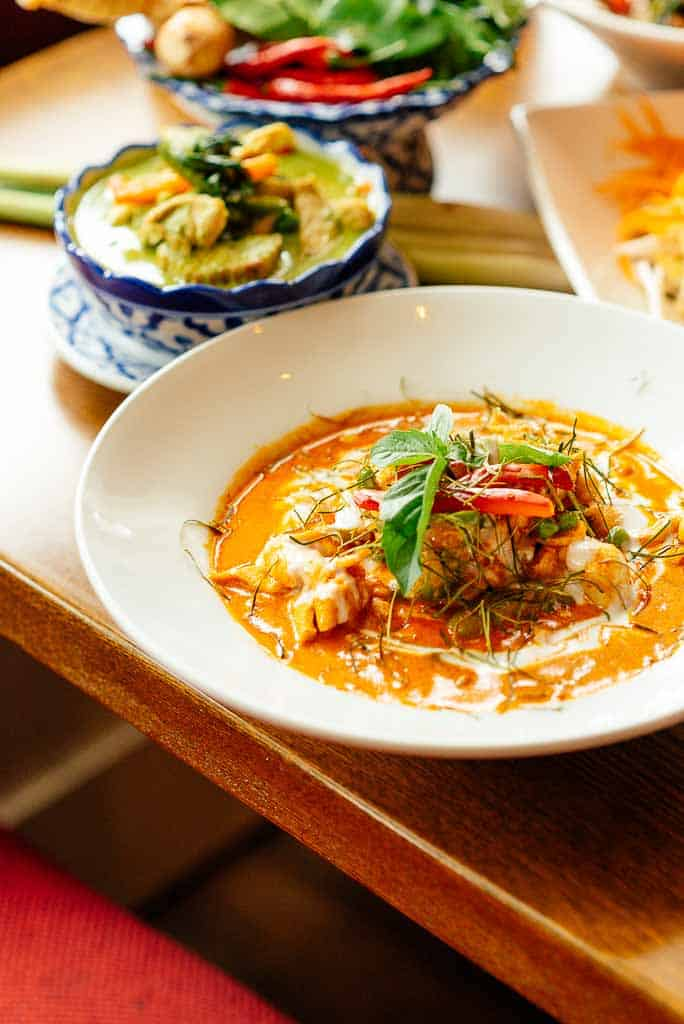 Panang Red Curry