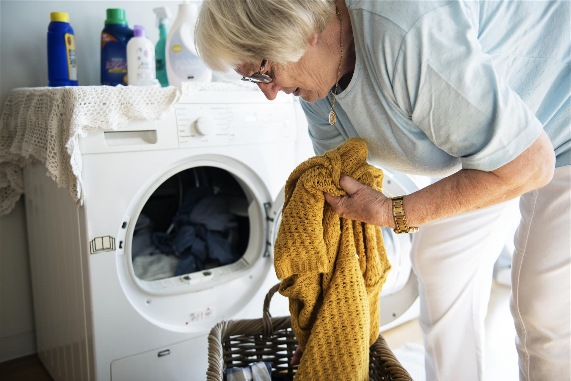 What Does Spring Cleaning Mean in an Assisted Living Apartment?