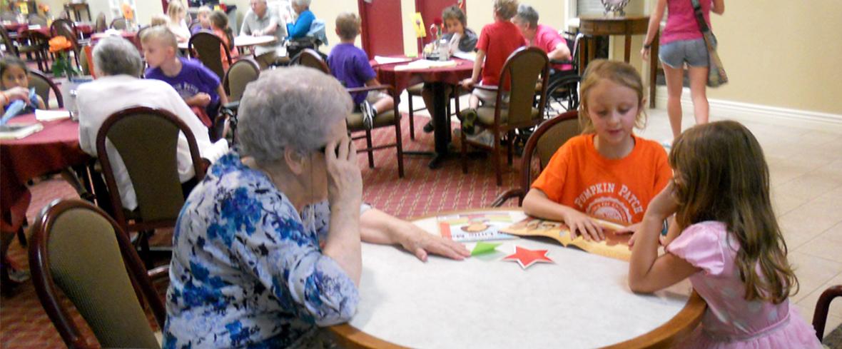 Daycare Reading Program a Success