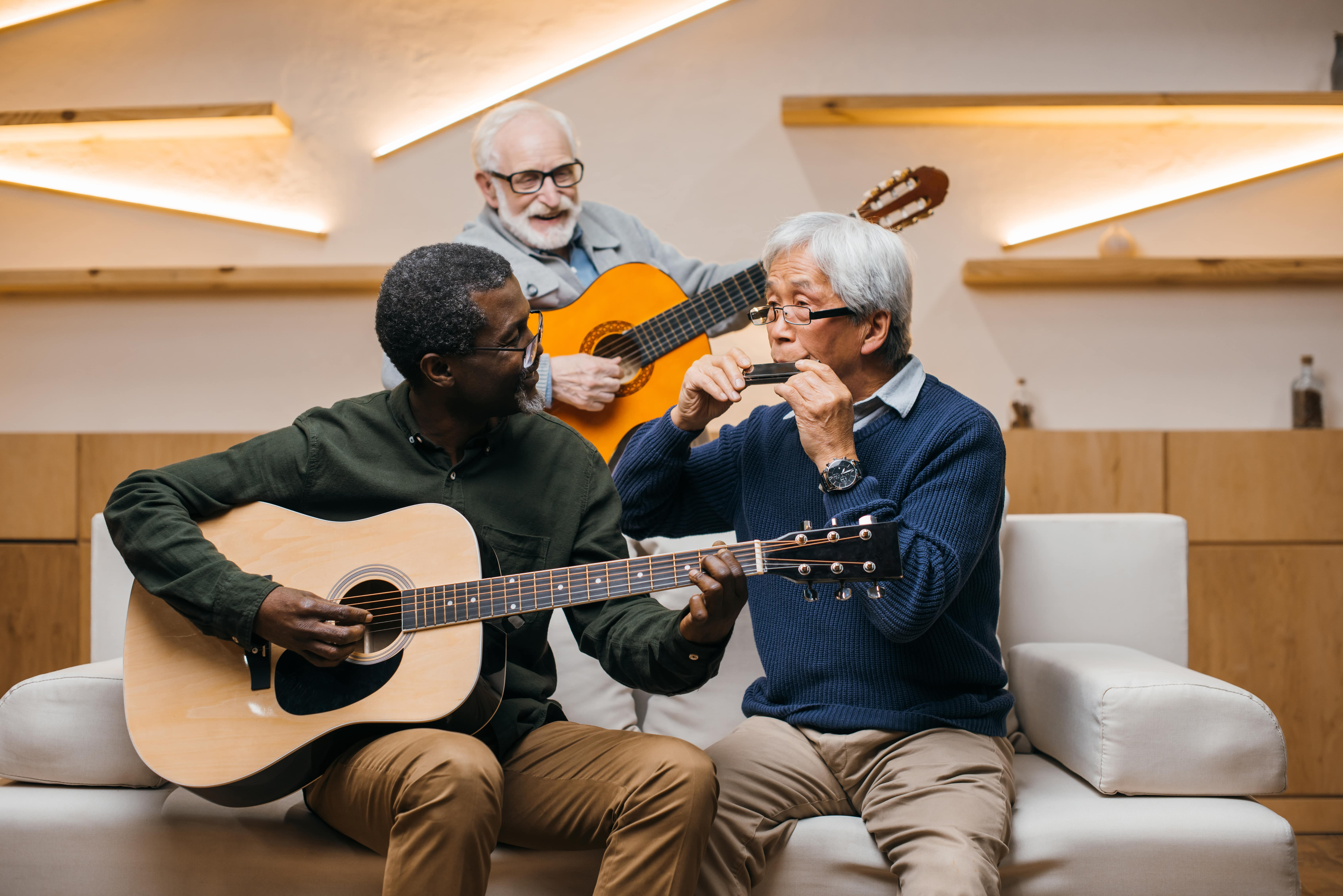 Ways to Enjoy Music in Your Assisted Living Apartment