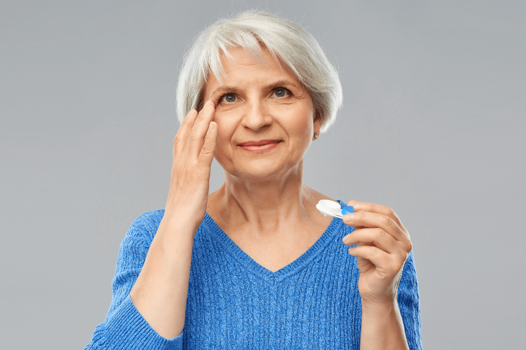 Nails, Eyes and Hair: What They Can Say About Senior Health