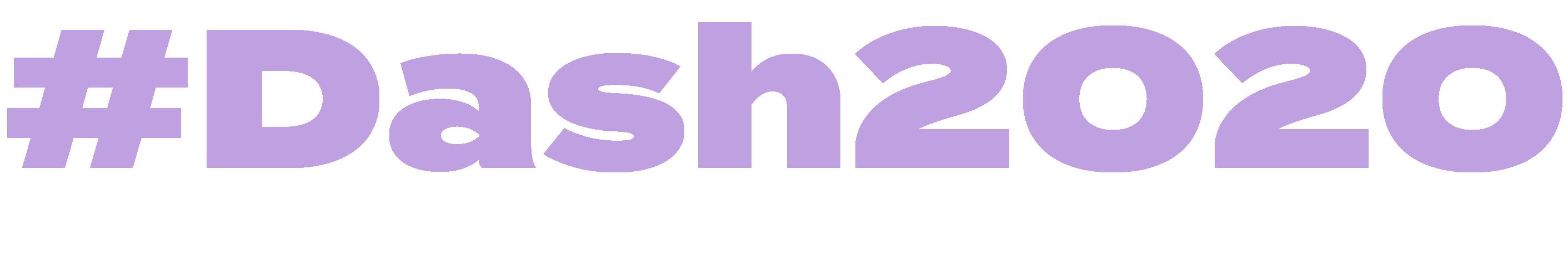#Dash2020