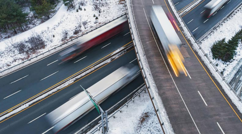 10 Best Practices for Driving in Winter Weather