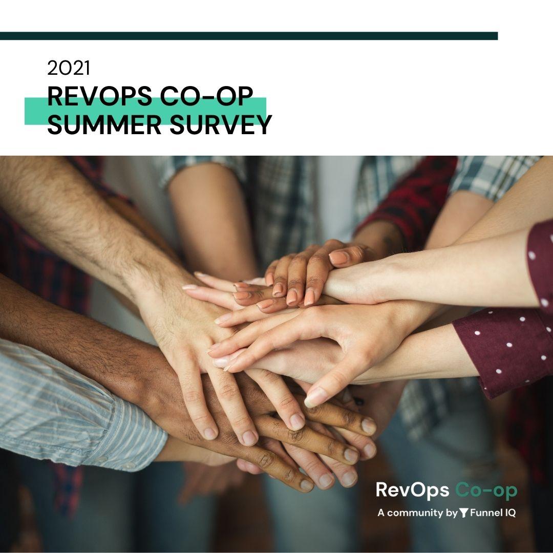 RevOps Co-op Summer 2021 Survey Results