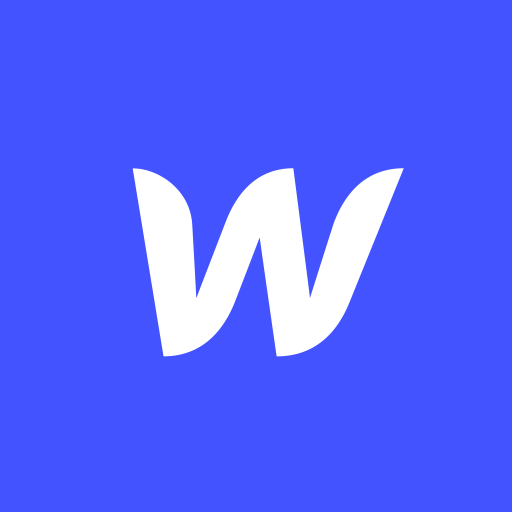 webflow logo
