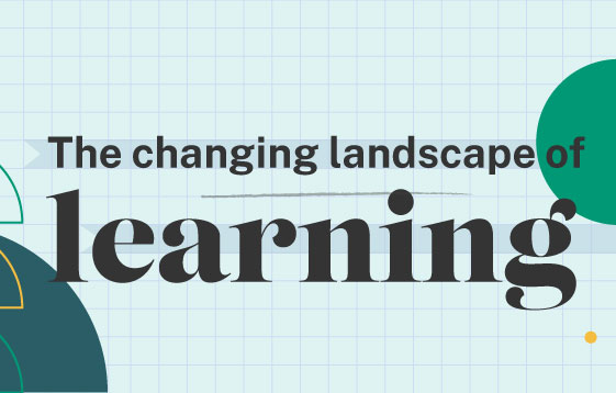 The learning landscape has changed drastically. The implementation of new technologies and ideologies surrounding learning has swept through corporates and academia alike, with the demand for more accessible (and useful) learning experiences surpassing the ability to provide them for many.