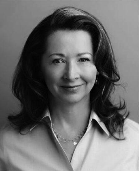 Carol Leaman - portrait