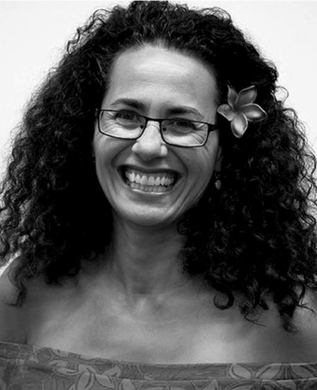 Selena Tusitala Marsh - portrait