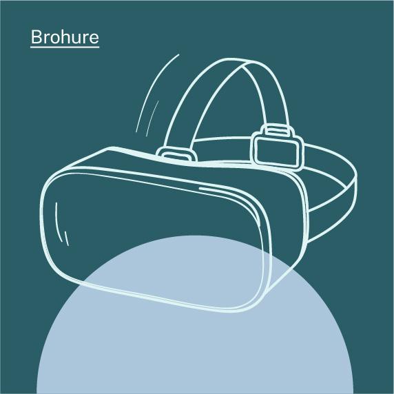 Connecting teams through VR icon