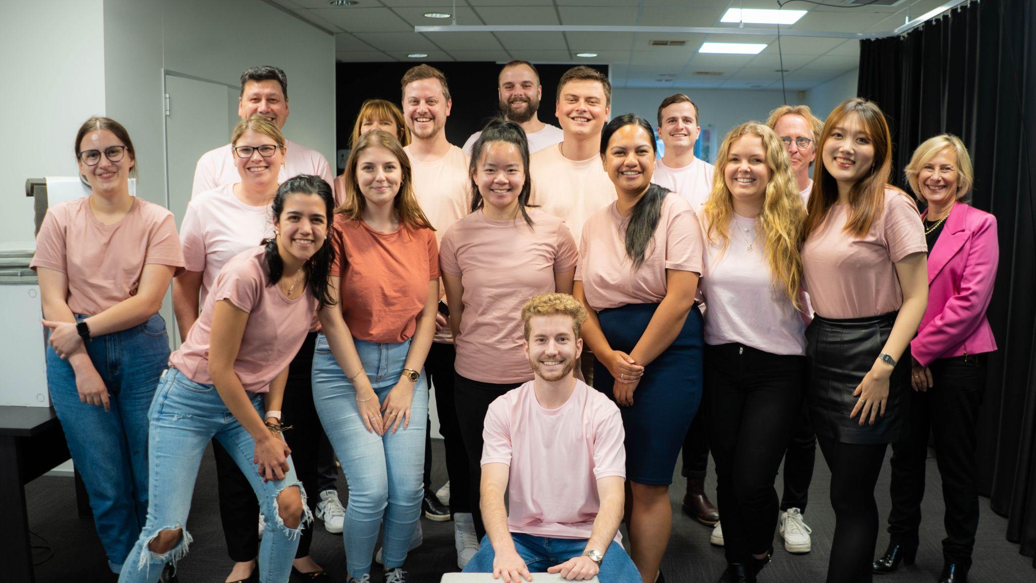 Capability Group - New Zealand office employees