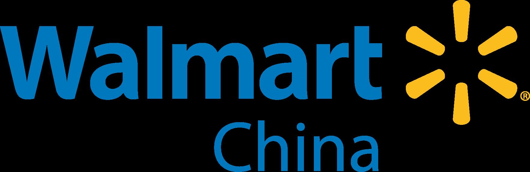 Wallmart China logo