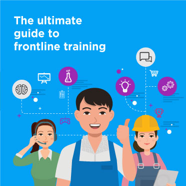 The Ultimate guide to frontline training image