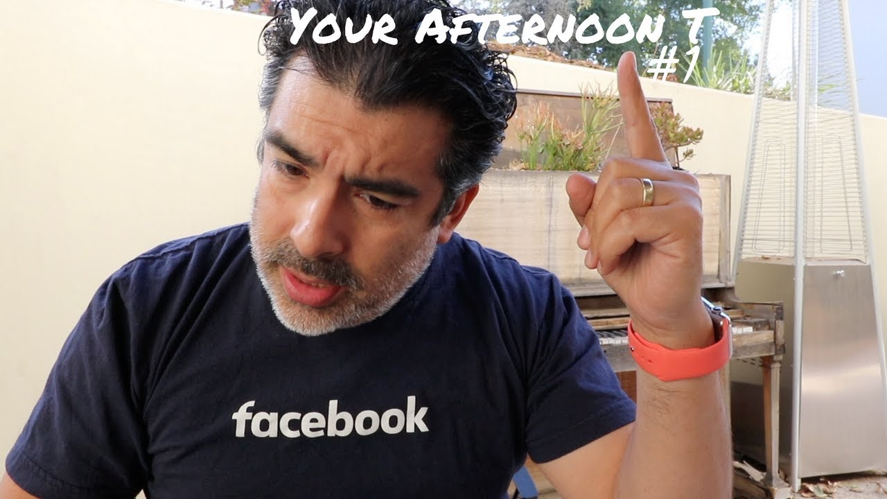 Tristan Ahumada - Your Afternoon T #1 - Authenticity & Patience