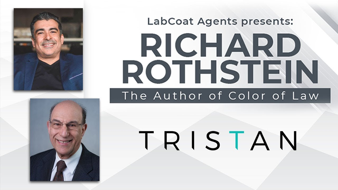 Richard Rothstein Author of The Color of Law