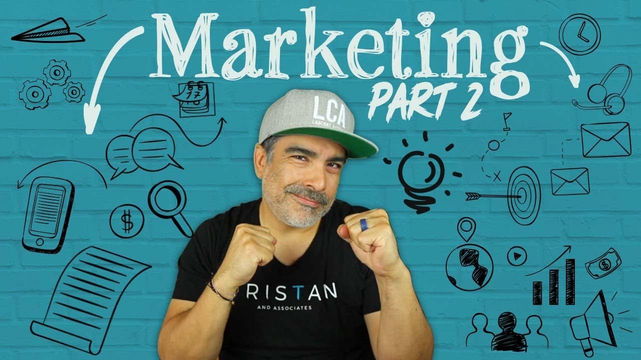 Marketing • Part 2