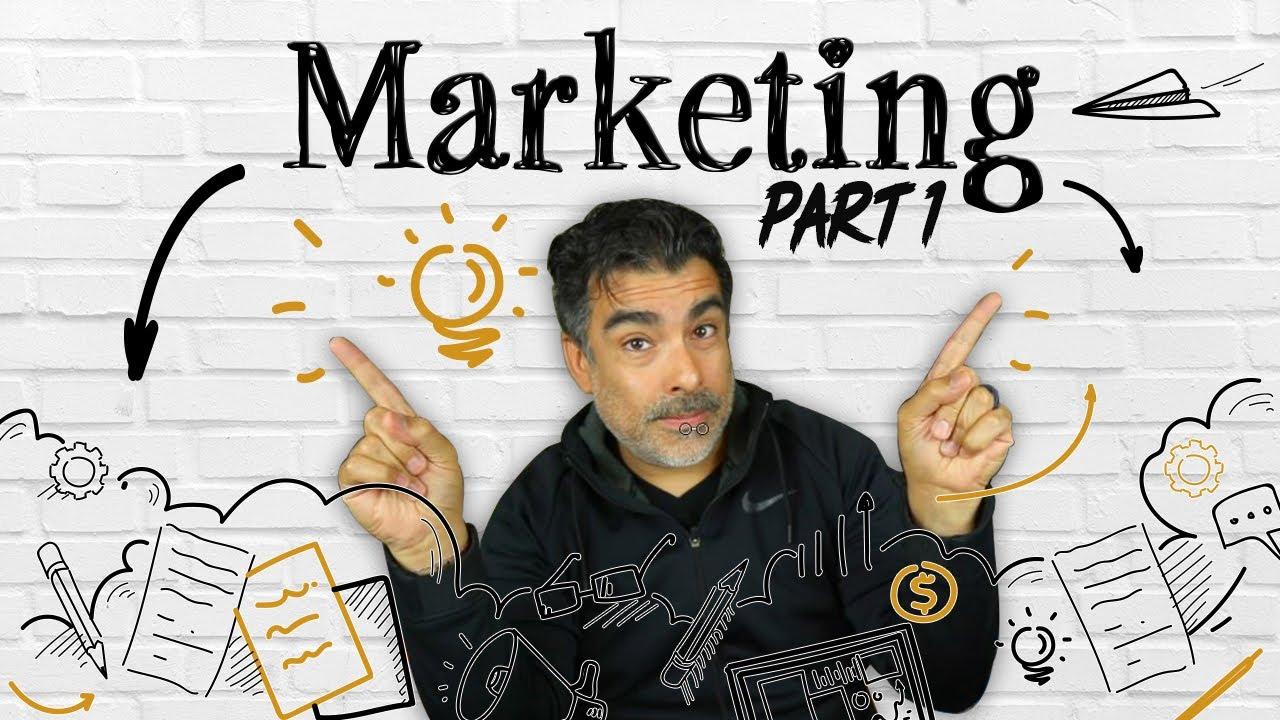 Marketing • Part 1