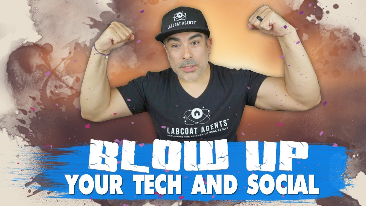 Blow Up Your Tech and Social
