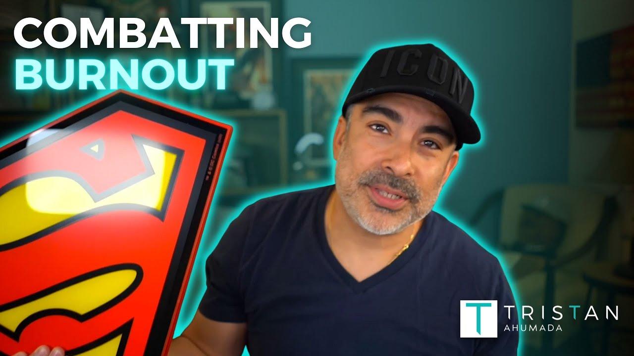 Combatting Burnout. How do you combat burn out? Let's dive in #Burnout #Passion