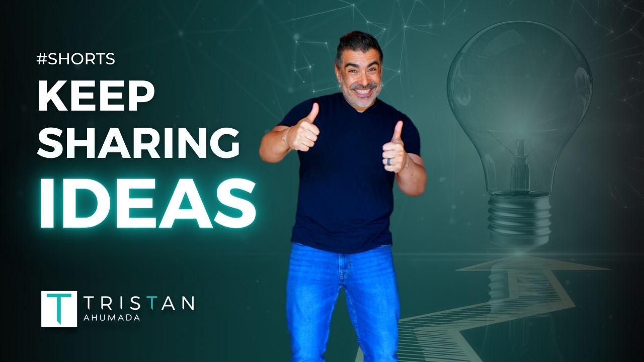 Keep Sharing Ideas