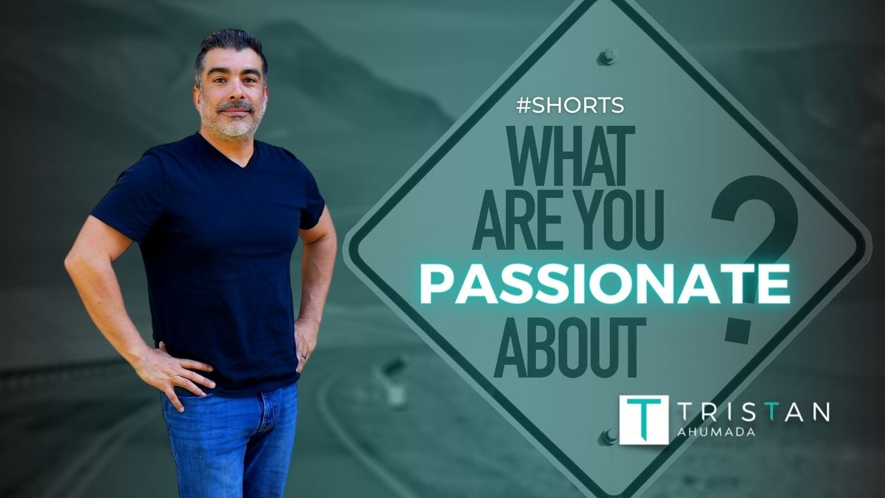 A short message on passion!