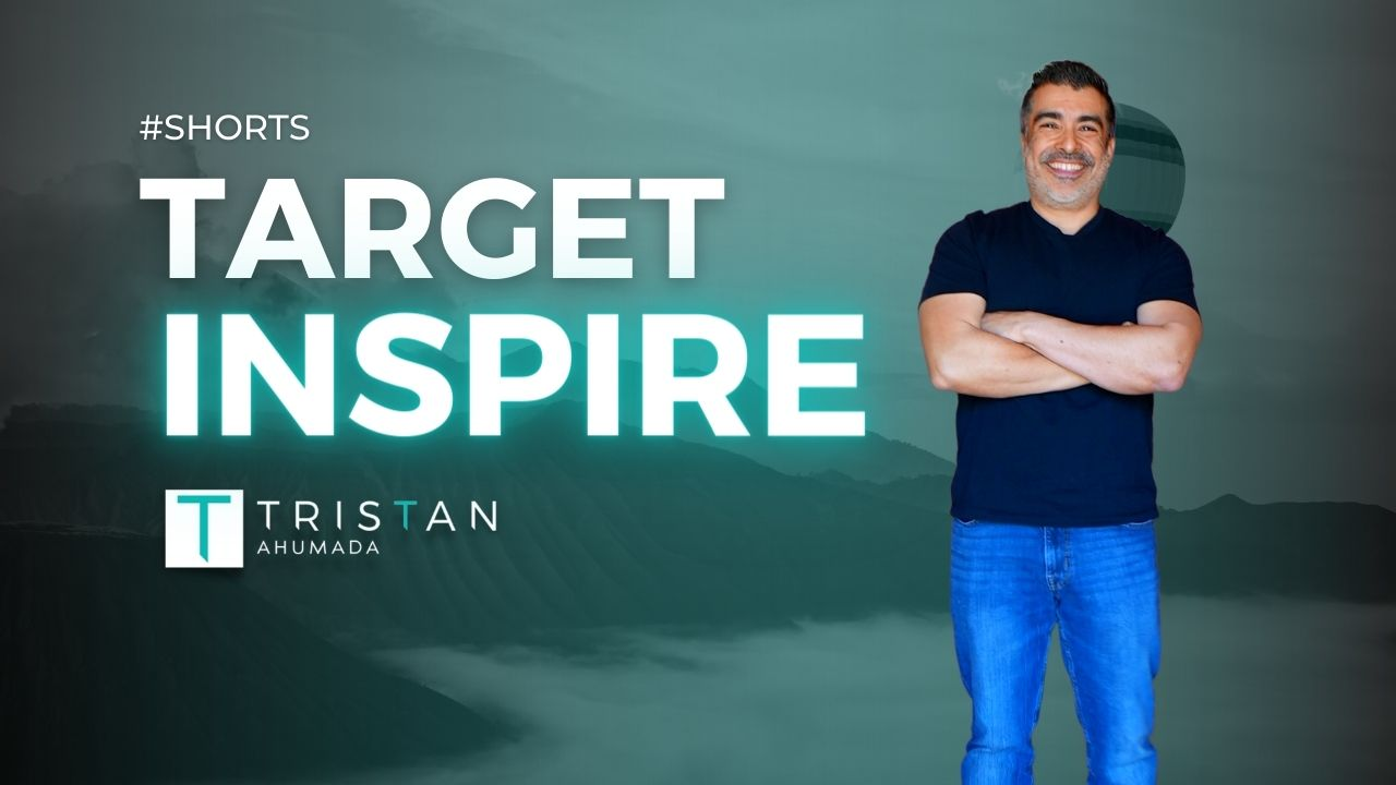 Tristan Ahumada - Your Afternoon T #5 Target and Inspire