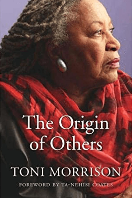 Toni Morrison's Origin of Others book cover