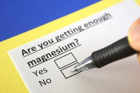 Magnesium Deficiency – It's More Common Than You Think