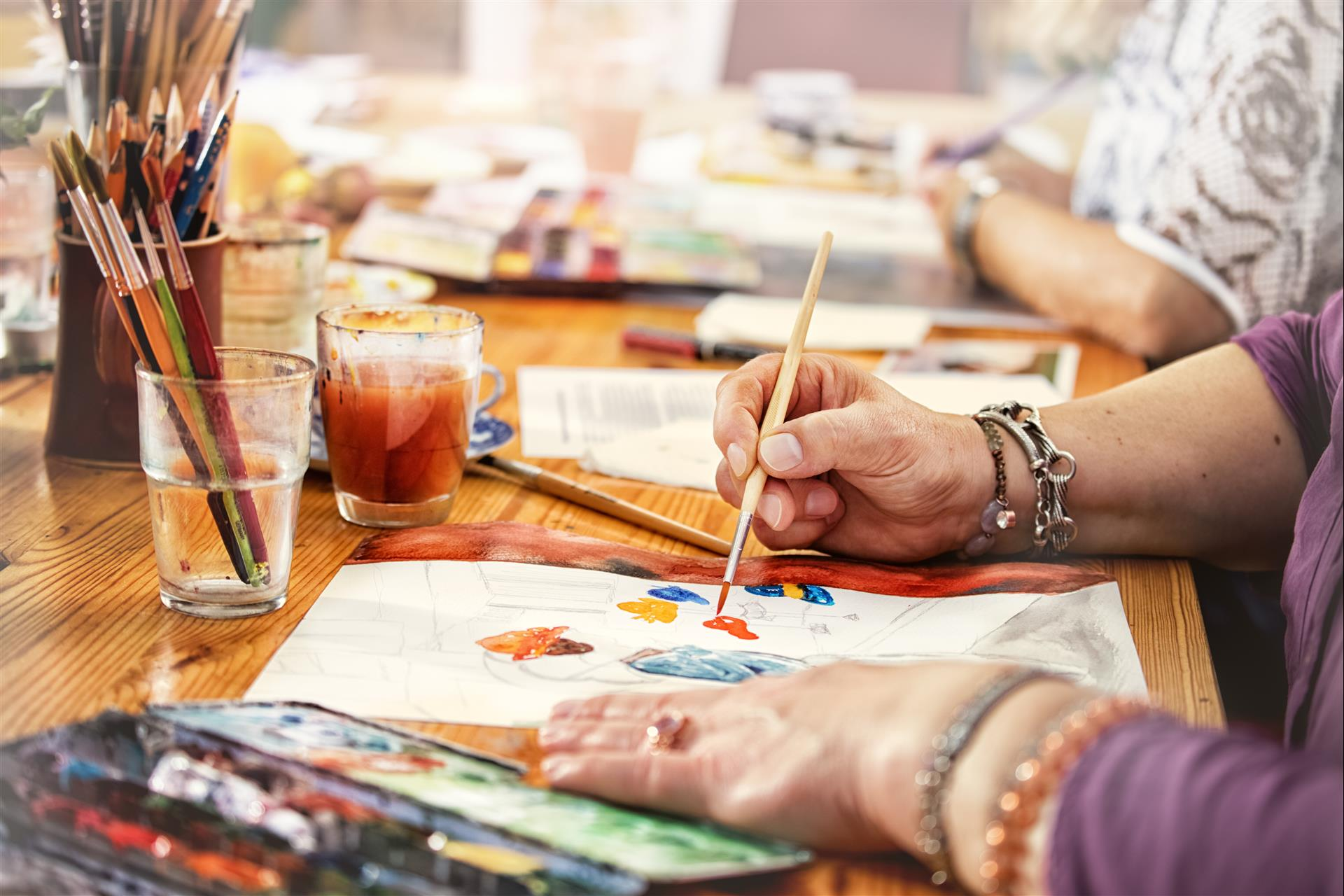 Why Creativity Matters and How Seniors Can Engage in It
