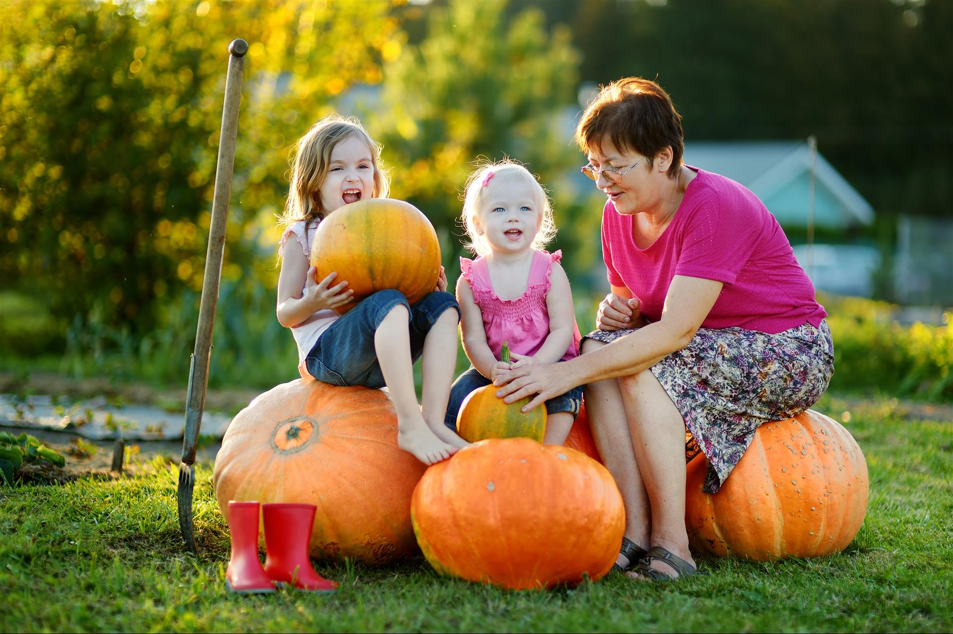 Four Ways to Celebrate Halloween with Your Grandchildren