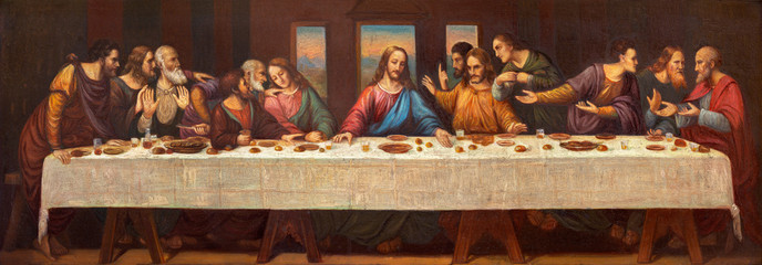 Studying the Last Supper: Messages for Seniors