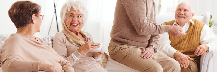 The Benefits of Socialization for Seniors