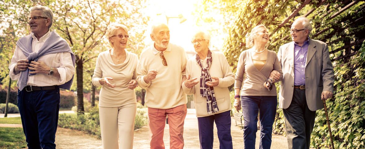 Shining a Light From Your Assisted Living Apartment