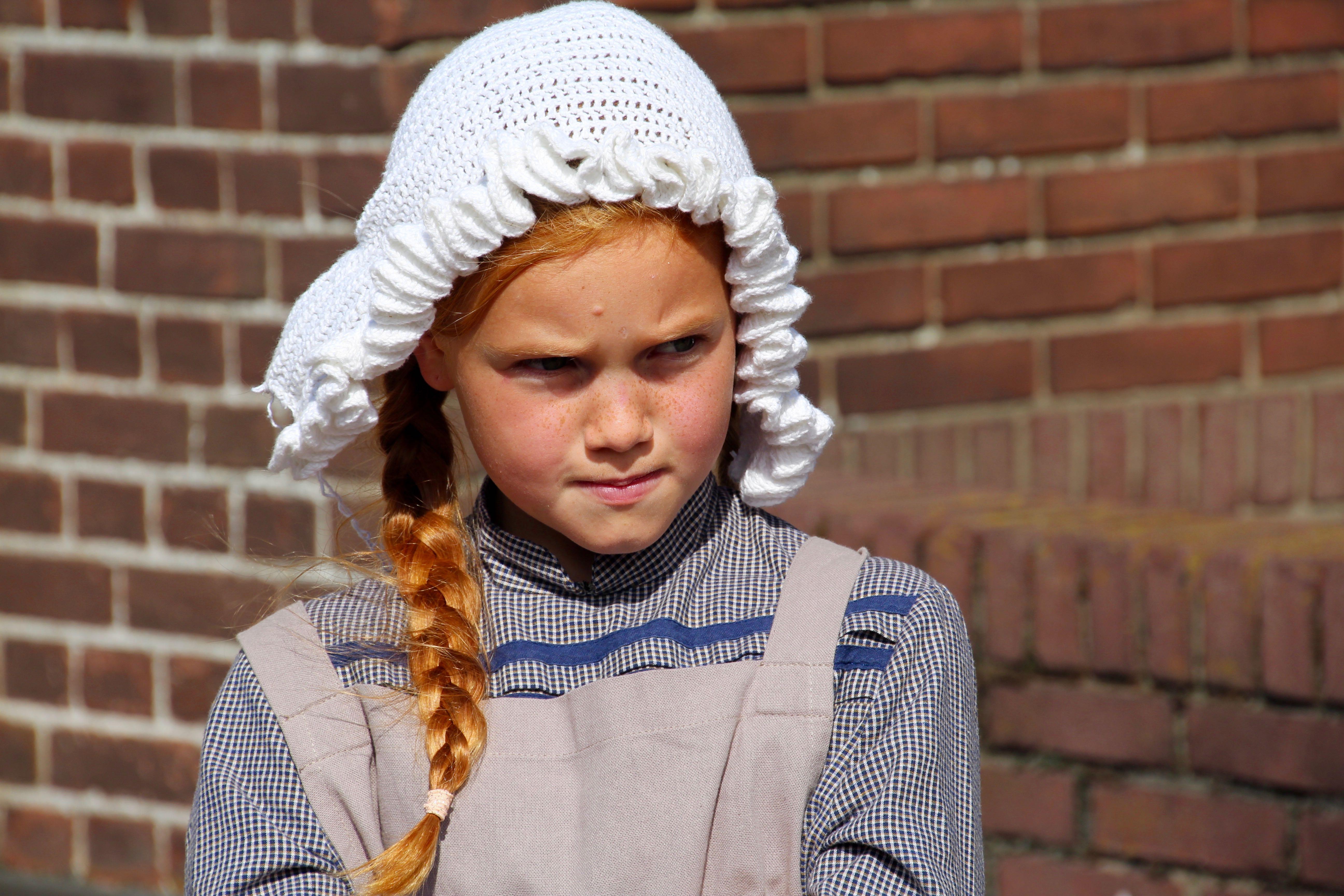 Kleine meid, grote actrice