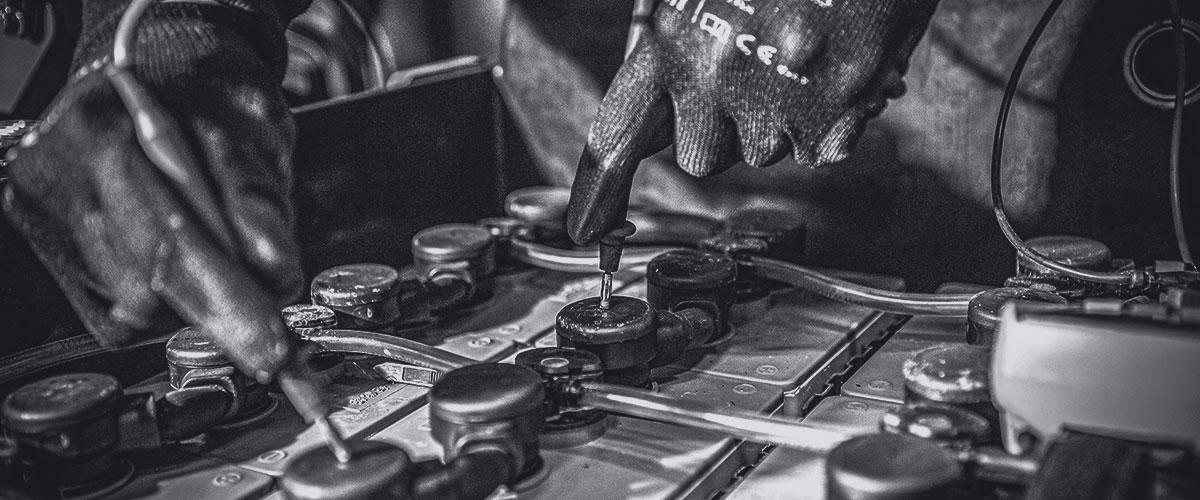 Wts machinery service verkstad
