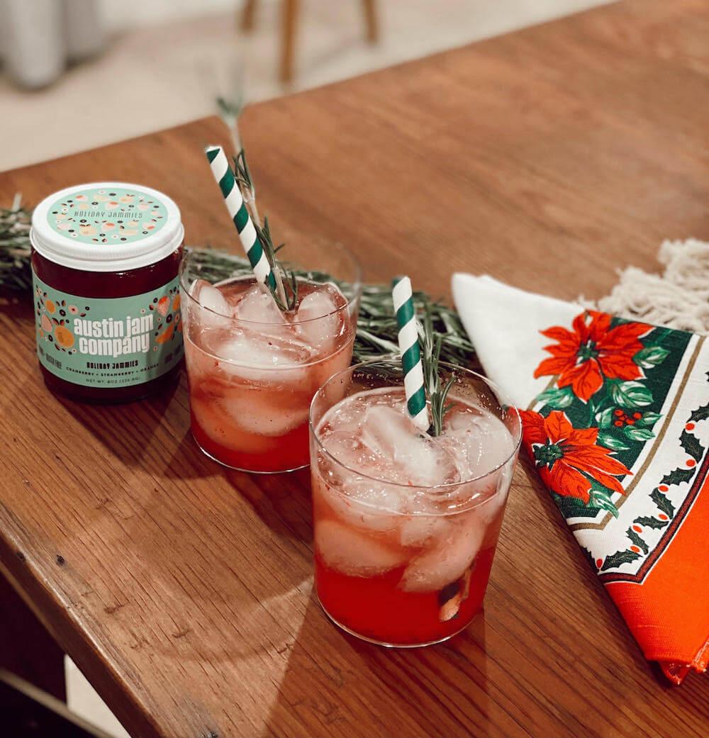Jolly Jam Spritz Recipe