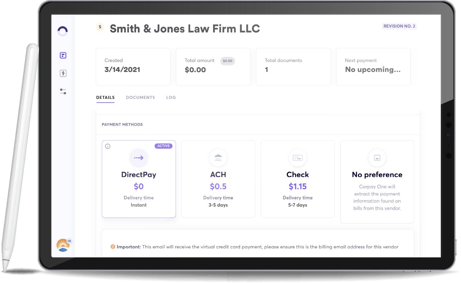 DirectPay, Zero-fee Image