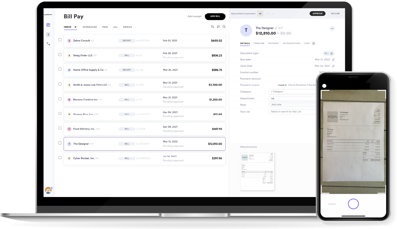 Bill Pay Software Image